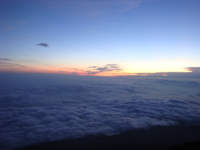Mt. Fuji sunrise 1